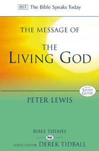 The Living God - Peter Lewis