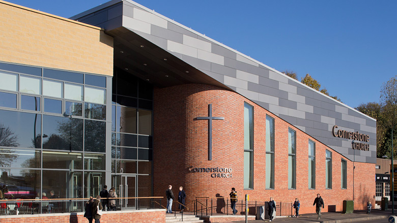 Cornerstone Church building